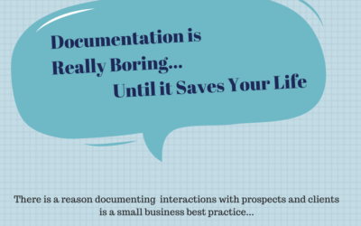 Documentation is So Boring…till it Saves Your Life