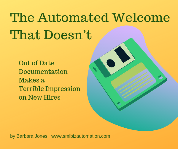 The Automated Welcome That Doesn't